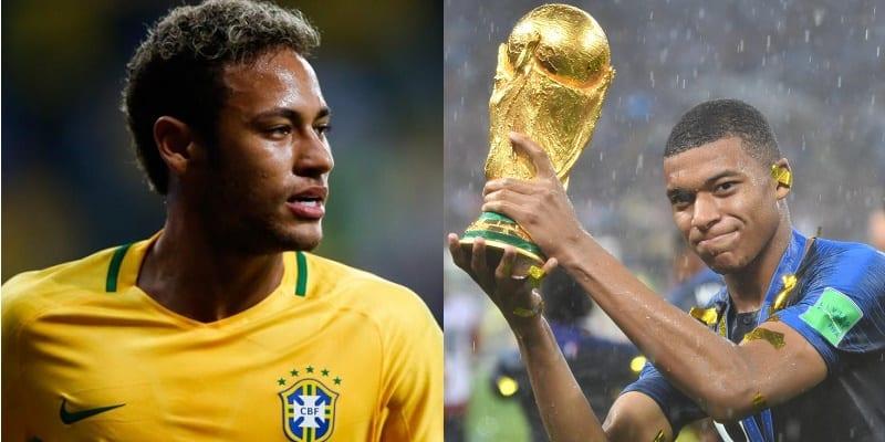 Photo de Mondial 2018: Quand Neymar encense Kylian Mbappé son coéquipier au PSG