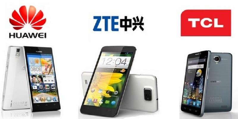 Photo de Technologie: Les Russes préfèrent davantage les smartphones chinois