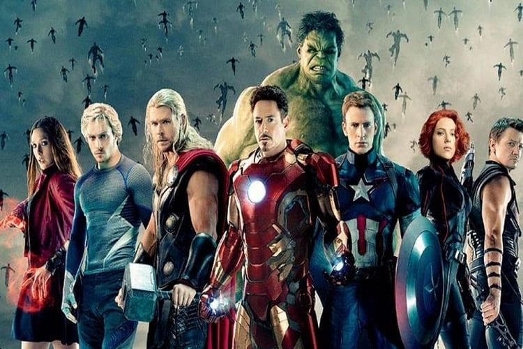 """Photo de Cinéma: Fuite du titre du quatrième """"Avengers"""""""