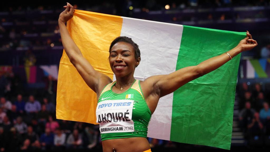 Photo de Athlétisme : Murielle Ahouré en pleine forme pour le championnat d'Afrique