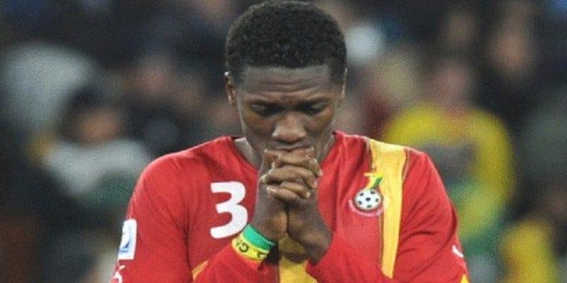 Photo de Sport: Asamoah Gyan parle du «jour le plus triste» de sa vie