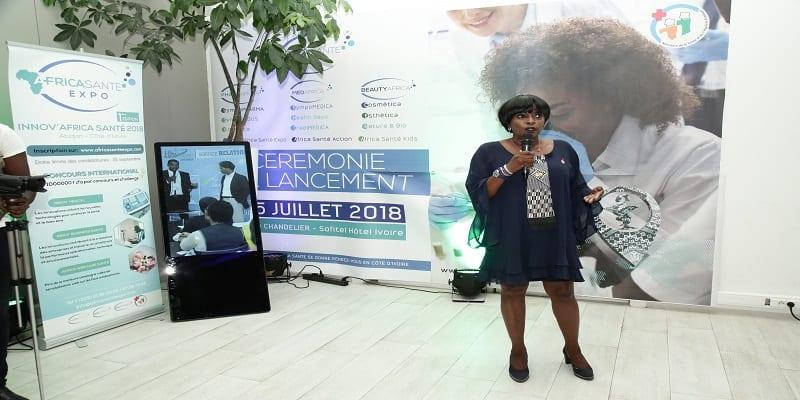 Photo de Santé: Africa Santé Expo officiellement lancé ce 5 juillet 2018