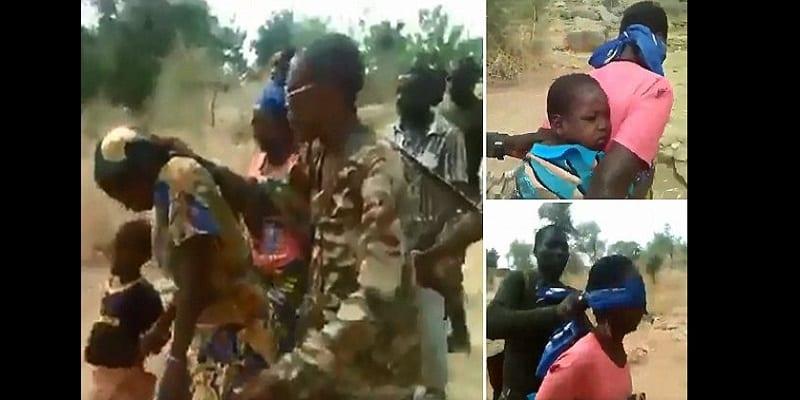 Photo de Cameroun: 4 soldats soupçonnés d'avoir exécuté des femmes et leurs enfants arrêtés