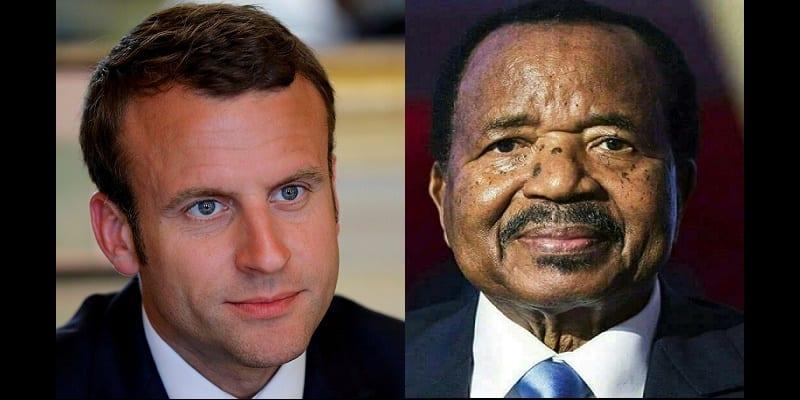 Photo de Crise anglophone: Voici ce qu'a dit Emmanuel Macron à Paul Biya au Téléphone (vidéo)