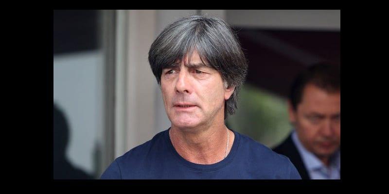 Photo de Élimination de l'Allemagne: la fédération tranche sur l'avenir de Joachim Löw