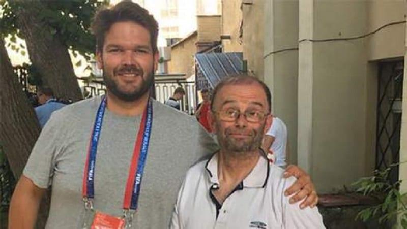 Photo de Mondial 2018: Il parcourt 3.200 km pour assister au Mondial et oublie le ticket du match