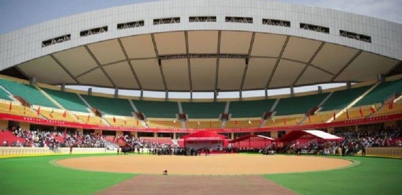 Photo de Coopération: La Chine offre une arène nationale au Sénégal