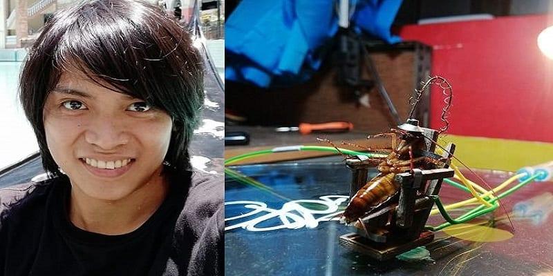 Photo de Philippines: Un homme critiqué pour avoir exécuté un cafard sur une chaise électrique
