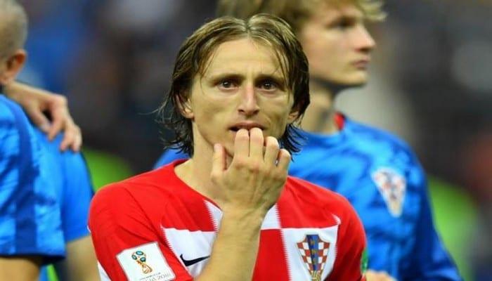 Photo de Mondial 2018: Luka Modric s'exprime après la défaite de la Croatie