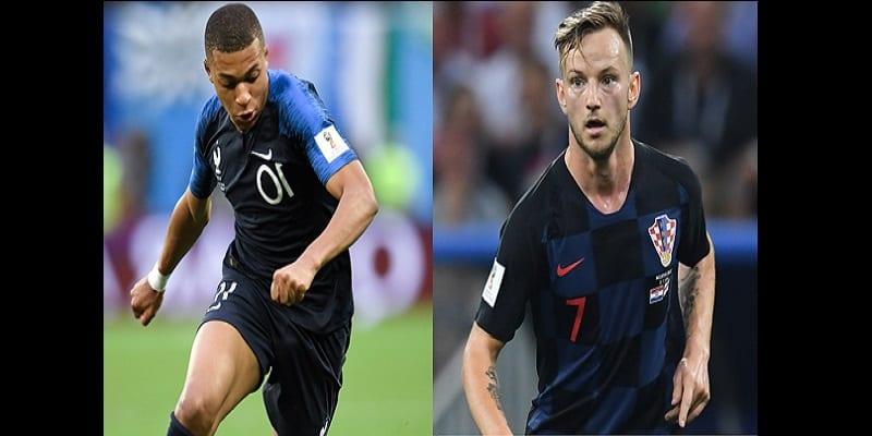 Photo de Finale mondial 2018: Neymar adresse un beau message à Rakitic et Mbappé