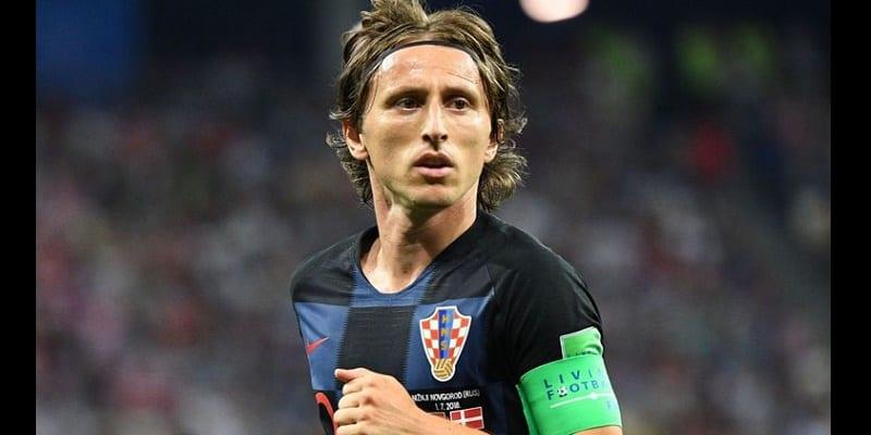 Photo de Mondial 2018: Luka Modric tacle l'attitude des journalistes anglais