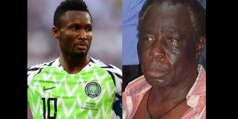 Photo de Obi Mikel: son père fait de troublantes révélations sur lui