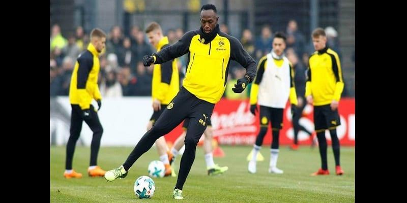 Photo de Football: Usain Bolt veut enfin lancer sa carrière de footballeur dans ce pays