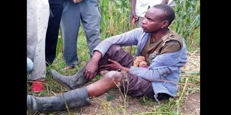 Photo de «Je couche avec les vaches parce que les filles peuvent me transmettre le VIH», dixit un Kényan (photo)
