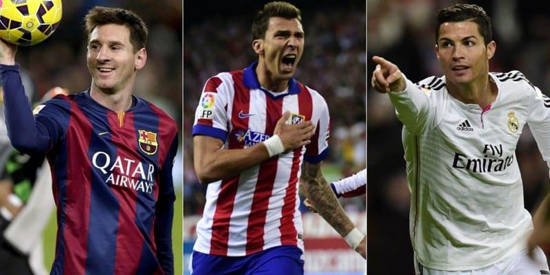 Photo de Football: Voici le plus beau but européen de la saison élu par L'UEFA