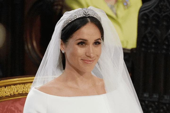 Photo de Révélation/Meghan Markle: Ce que Harry a dit à son maquilleur le jour du mariage