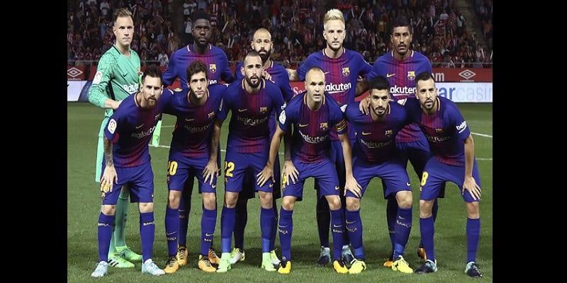 Photo de FC Barcelone: Voici le nouveau capitaine du club, après le départ d'Iniesta