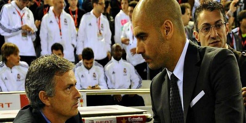 Photo de Football: Pep Guardiola répond au tacle de Jose Mourinho