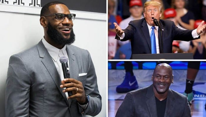Photo de Polémique Lebron James-Donald Trump: Michael Jordan a choisi son camp