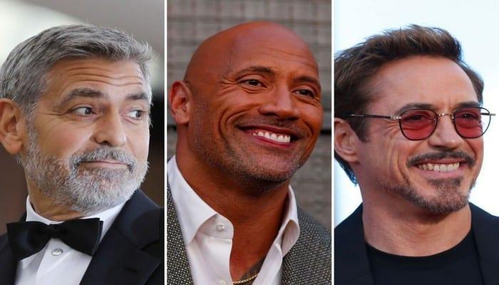 Photo de Cinéma : Voici les 10 acteurs les mieux payés au monde en 2018