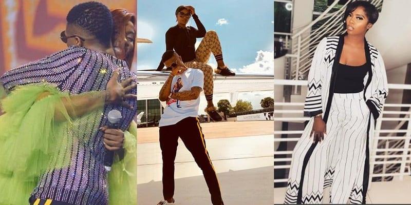 Photo de People: soupçonnée de sortir avec Wizkid, Tiwa Savage répond enfin!