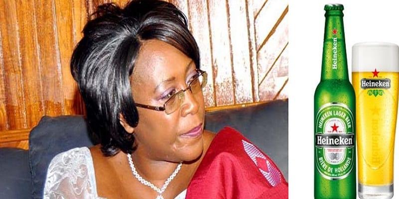 Photo de Zambie: l'ex première dame poursuit en justice ses domestiques