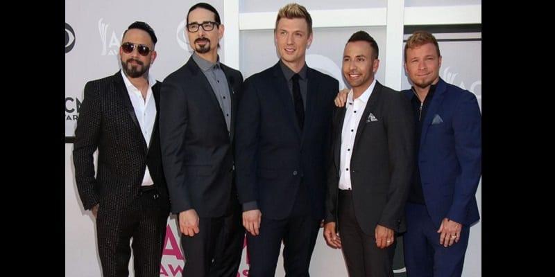 Photo de Concert Backstreet Boys: Une dizaine de personnes blessées (vidéo)