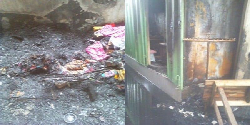 Photo de Côte d'Ivoire: 7 personnes d'une même famille périssent dans un incendie