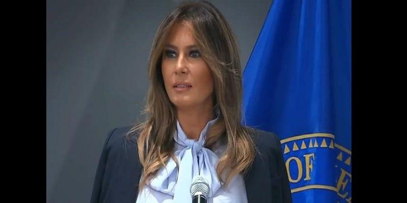 Photo de Etats-Unis : Voici la nouvelle mission que s'est assignée Melania Trump