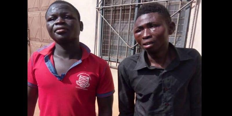 Photo de Ghana: Deux étudiants condamnés à mort par pendaison