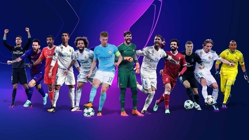 Photo de Meilleurs joueurs de la Ligue des Champions : Voici la liste des nommés poste par poste