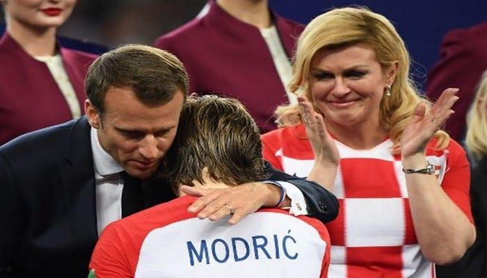 Photo de Mondial 2018: Les confidences de Modric sur la défaite de la Croatie face à la France (vidéo)