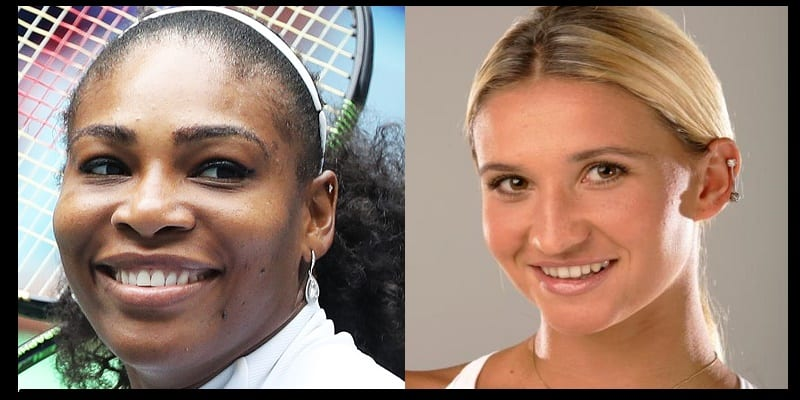Photo de Tatiana Golovin fustige le comportement de Serena Williams