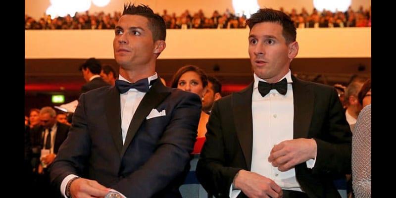 Photo de The Best FIFA Awards : Découvrez pour qui Messi et Ronaldo ont voté