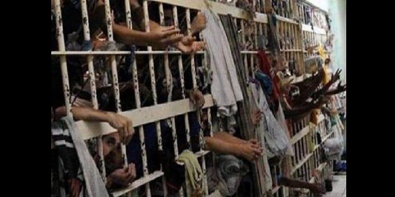 Photo de Brésil: 105 détenus s'évadent d'une prison de haute sécurité