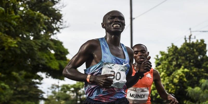 Photo de Colombie: un athlète kényan renversé par une voiture lors d'une course