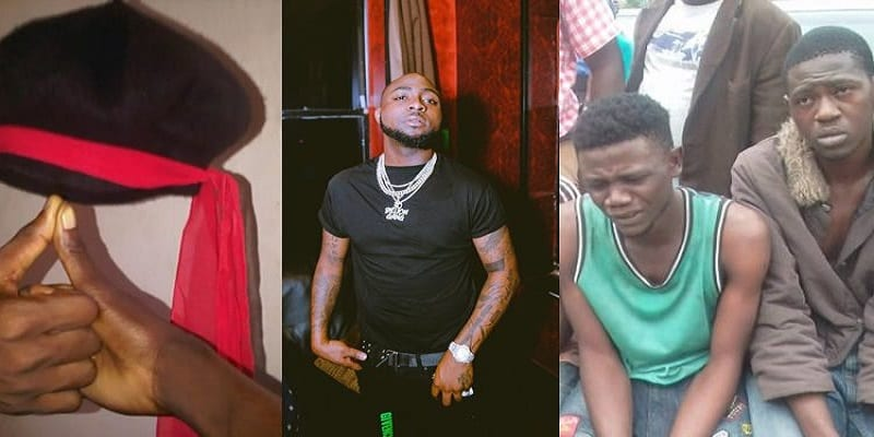 Photo de Nigeria: voulant rencontrer Davido, il intègre un groupe d'assassins
