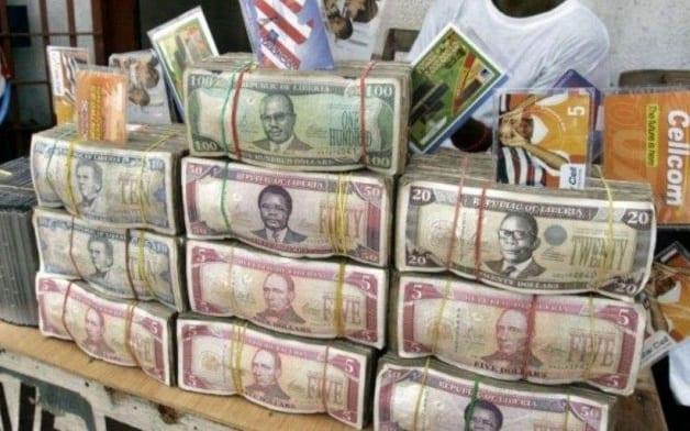 Photo de Liberia: Disparition des billets de banque d'une valeur de 60 millions $