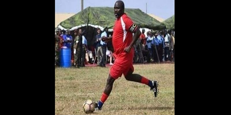 Photo de Liberia: George Weah retourne au football pour un match contre le Nigeria