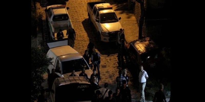 Photo de Mexique: Un voleur de voiture s'enfuit avec le cadavre d'un homme de 80 ans