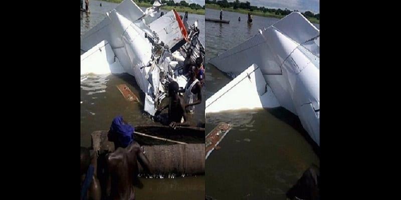 Photo de Soudan du Sud: un crash d'avion fait 19 morts (PHOTOS)