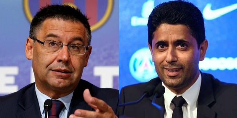 Photo de Football: La réponse cinglante du président du Barça à son homologue du Psg