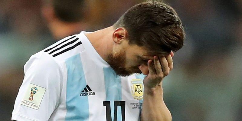 Photo de Messi pleure dans le vestiaire, son préparateur physique dévoile tout!