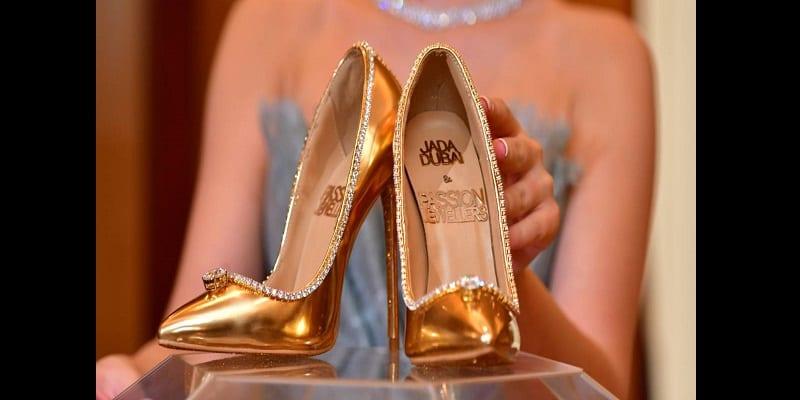 Photo de Dubaï: Découvrez les chaussures les plus chères du monde (vidéo)