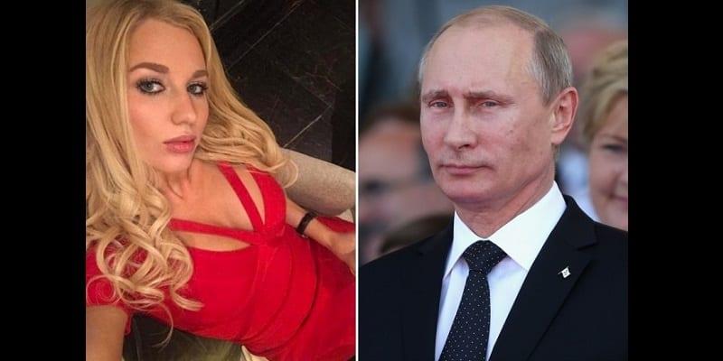 Photo de Russie: Un mannequin accuse Poutine d'avoir essayé de l'empoisonner