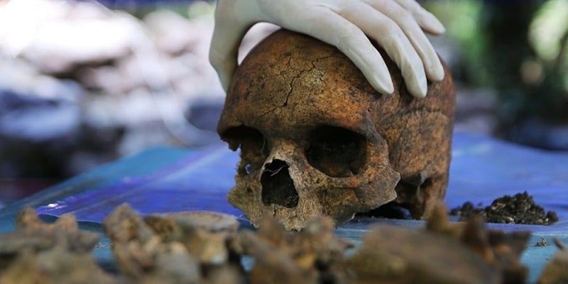 Photo de Rome: Des ossements humains découverts dans l'Ambassade du Vatican