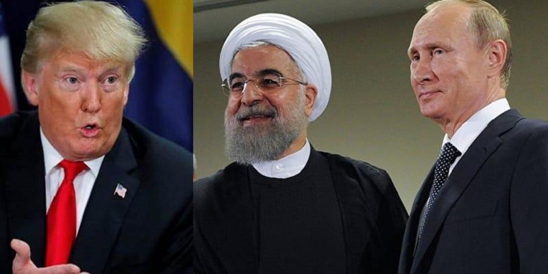 Photo de La stratégie des Etats-Unis pour évincer la Russie et l'Iran en Syrie