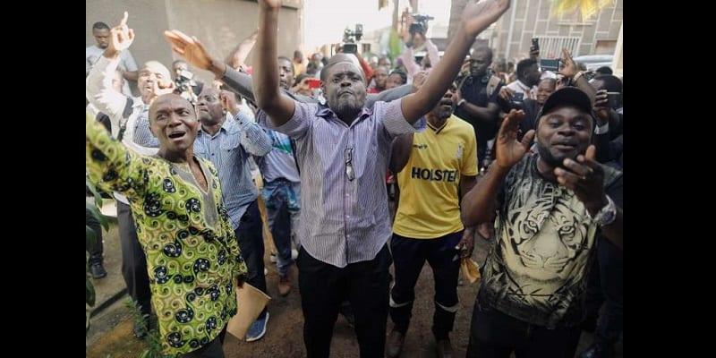 Photo de Cameroun/Manifestation de l'opposition: Une cinquantaine de personnes arrêtées