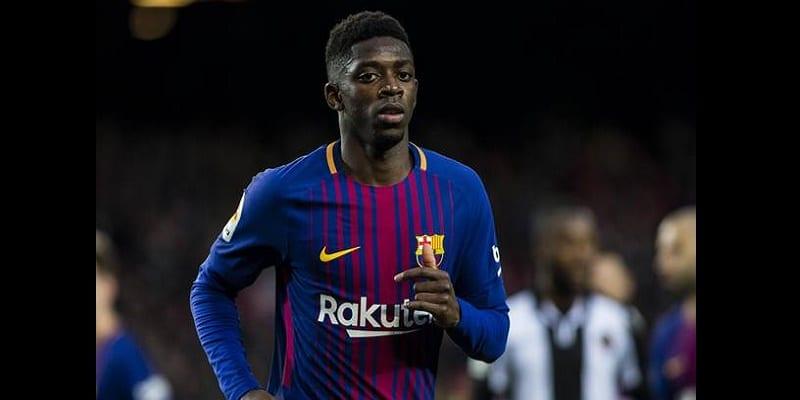 Photo de LDC: Voici pourquoi Dembélé n'a pas joué face à l'Inter Milan