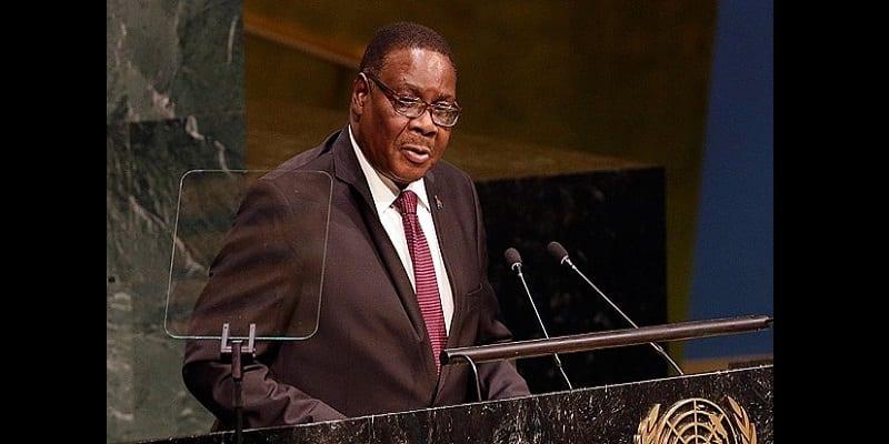 Photo de Malawi: Le président Peter Mutharika décrète trois jours de prière pour la pluie